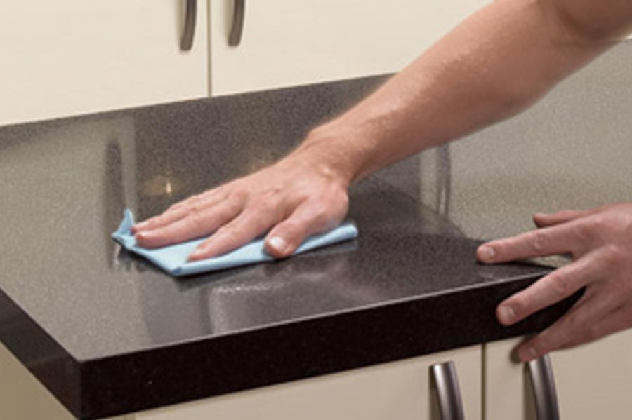 Easy to install stone countertops