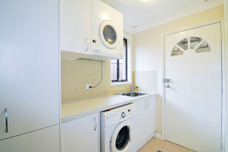 Washer and dryer countertops